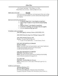 security guard resume resume for security guard exles of resumes best security guard