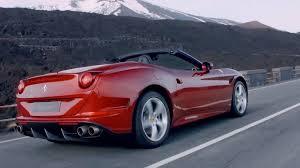 Ferrari California Old - 2016 ferrari california t vs 2009 california what is new