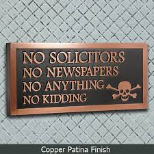 18 best no soliciting images on pinterest no soliciting signs