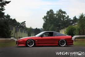 nissan 180sx modified a truly clean thirteen wangan warriors