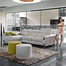canape cuir relaxation canapés relaxation canapé électrique avec télécommande meubles elmo