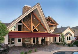 Retractable Porch Awnings Eclipse Retractable Deck And Patio Awnings Pittsburgh Pa Deck King