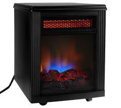 twin star home infrared electric quartz fireplace heater page 1