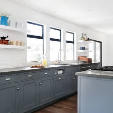 painting my kitchen cabinets blue the 7 best kitchen cabinet paint colors