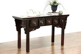 asian style sofa table asian inspired furniture inspired console table style furniture
