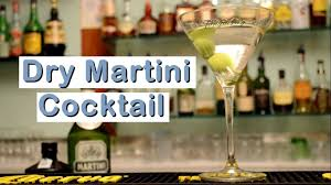 martini dry vermouth martini dry ricetta cocktail youtube