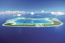 All Island Landscape by The Godfather Of Private Islands Marlon Brando U0027s Atoll Tetiaroa