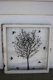 Upcycling Old Windows - old window art 83 best window projects images on pinterest window