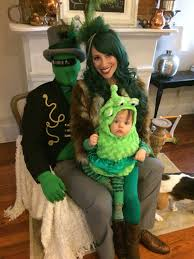 mom dad and baby costumes for halloween hammer and heels new orleans