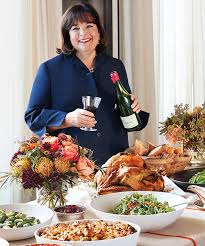 how to throw a thanksgiving feast like ina garten instyle