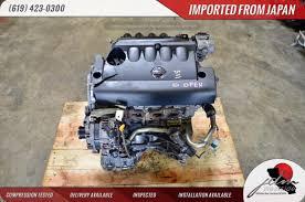 jdm nissan altima jdm 2002 2006 nissan altima sentra ser engine qr25de 2 5l dohc