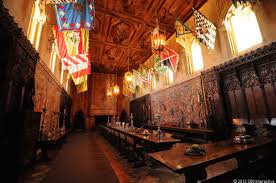Inside Hearst Castle Americas Favorite Palace Pictures CNET - Castle dining room