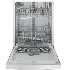 Kitchenaid Dishwasher Utensil Holder Ge Dishwasher With Front Controls Gdf610psjss Ge Appliances