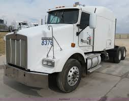 2000 kenworth t800 semi truck item b4577 sold february