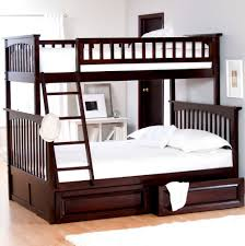 painted bunk bed with double bed u2014 room decors and design luxury