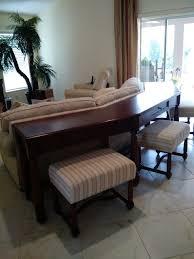 sofa table with stools underneath diy sofa table with stools underneath ideas dazzling bedroom ideas