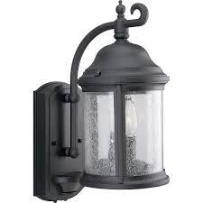 Photo Sensor Outdoor Light Progress Lighting P5854 31 2 Light Ashmore Collection Wall Lantern