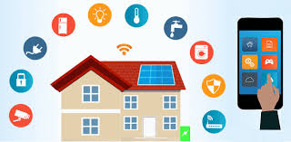 smart tecnology smart homes and the internet of things how does solar fit in