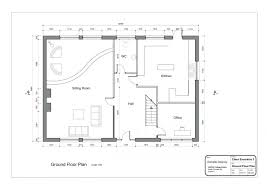 draw a floor plan free draw home floor plans laferida