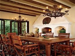 spanish style interior decorating
