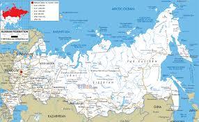 Aral Sea Map Impressum