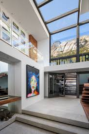 Home Design For Mountain A Cape Town House On The Foot Of A Mountain Design Milk