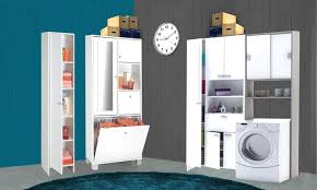 armadietti per bagno mobili per bagno a colonna groupon goods