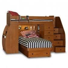 Desk Dresser Combination Loft Bed With Desk And Dresser Foter