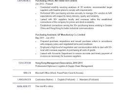 Purchasing Assistant Resume Spectacular Idea Purchasing Resume 11 Purchasing Officer Cv