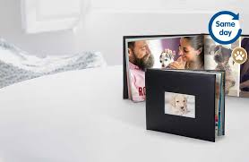 Leather Photo Book Photo Books Create A Personalised Photo Book Boots Photo