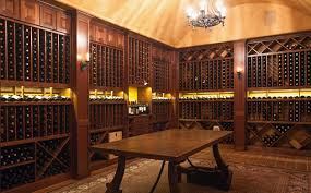 Temperature Controlled Wine Cellar - custom wine room design u0026 construction rsf wine cellar builder