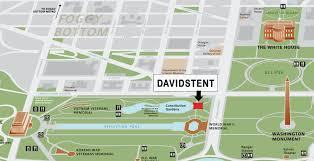 Map Of Hotels In Washington Dc by Directions To Visit Davids Tent David U0027s Tent Dc