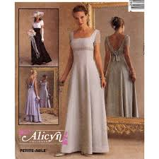 wedding dress sewing patterns brides wedding gown or bridesmaid dress sewing pattern