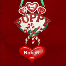 i poppy personalized ornaments by