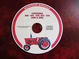 international harvester 454 474 475 574 674 u0026 2400 2500 workshop