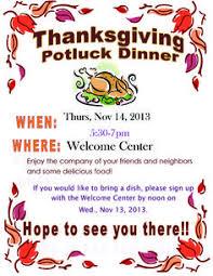 thanksgiving potluck sign up printable thanksgiving potluck