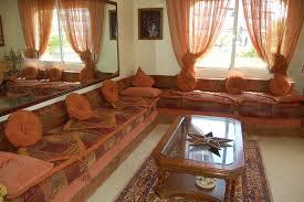 decoration jardin marocain salon marocain décoration orientale salon marocain
