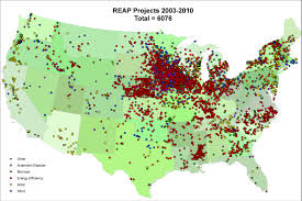 Usda Loan Map Ag Energy Experts Brief Congress Stakeholders On Energy Title
