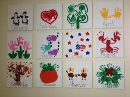 christmas art projects for toddlers ne wall