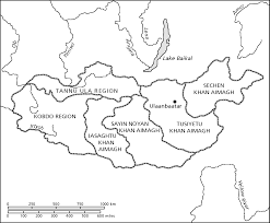Mongolia On World Map The Extension Of Ch U2032ing Rule Over Mongolia Sinkiang And Tibet