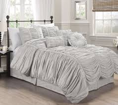 King Size Duvet Covers At B M Silver Quilts And Bedding U2013 Ease Bedding With Style