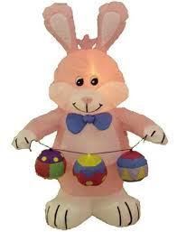Easter Yard Art Decorations by Easter Yard Decorations Holly Jolly Holidays