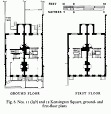 kensington square and environs individual houses south side figure 6