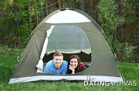Tent In Backyard by Backyard Camping Date