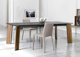 modern dining tables modern dining table and bench table design common modern dining