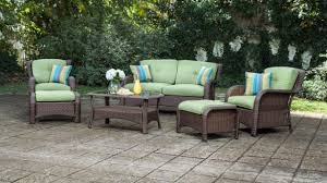Wicker Patio Furniture Sets Cheap Wicker Patio Furniture Set My Apartment Story
