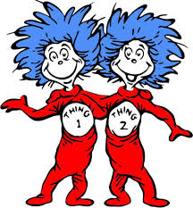 thing 1 thing 2 stickers ebay
