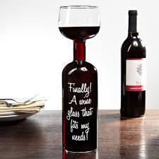 glass of wine wine bottle wine glass