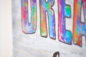 Deco Foil Kids Room Decor Idea Using Deco Foil Anika U0027s Diy Life