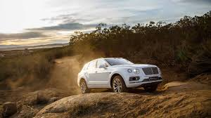 bentayga bentley the bentley bentayga is the most expensive suv ever the drive